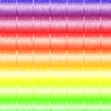 Rainbow abstract texture background Royalty Free Stock Images