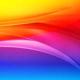 Rainbow abstract vector backgrounds Royalty Free Stock Photography