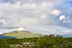 Rainbow Mountains stock photos
