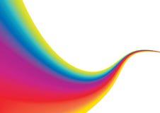 Rainbow Background Royalty Free Stock Photography