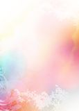 Rainbow Background Royalty Free Stock Photos