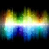 Rainbow background. Stock Photos