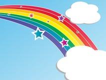 Free Rainbow Background Stock Photography - 4293822