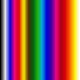 Rainbow background. Vivid rainbow colored stripes background Stock Image