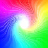 Rainbow background Stock Image