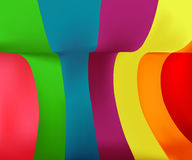 Rainbow Background Stock Photography