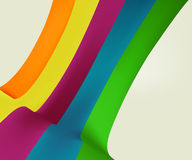 Rainbow Background vector illustration