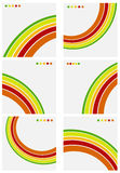 Rainbow. Background -  abstract design element Royalty Free Stock Images
