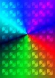 Rainbow background Royalty Free Stock Image