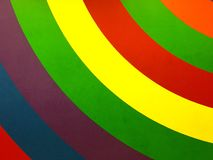 Rainbow Background Color Royalty Free Stock Photography