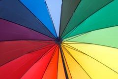 Rainbow background. Stock Images