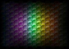 Rainbow background Royalty Free Stock Images