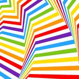 Rainbow background, LGBT colors. Royalty Free Stock Images