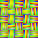 Rainbow Background with Lines and Stripe Stock Photos