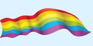 Rainbow Banner Stock Photos