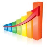Rainbow bars vector vector illustration