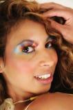 Rainbow Beauty Stock Photography
