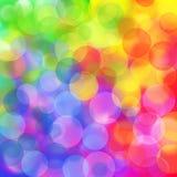 Rainbow blur Royalty Free Stock Photo