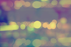 Rainbow blur bokeh texture wallpapers and backgrounds Stock Image