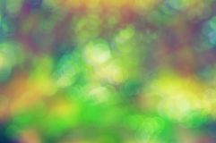 Rainbow blur bokeh texture wallpapers and backgrounds Royalty Free Stock Photography