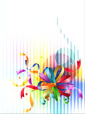 Rainbow bow Royalty Free Stock Photo