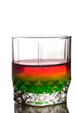 Rainbow brandy Stock Photography