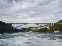 Rainbow Bridge Royalty Free Stock Photos
