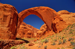 Rainbow Bridge Royalty Free Stock Image