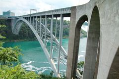 Rainbow bridge Stock Photos