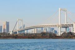 Rainbow Bridge, Tokyo Stock Image