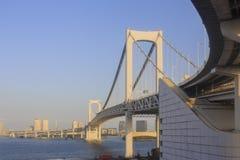 Rainbow Bridge, Tokyo Stock Images