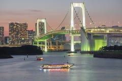 Rainbow Bridge Royalty Free Stock Photos