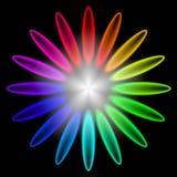 Rainbow Burst Royalty Free Stock Photos