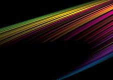 Rainbow Burst Royalty Free Stock Image