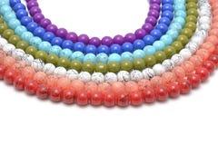 Rainbow chaplet Stock Image