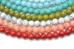 Rainbow chaplet Royalty Free Stock Images