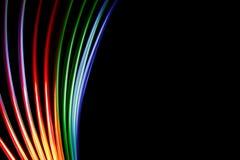 Rainbow chiaro Fotografie Stock Libere da Diritti