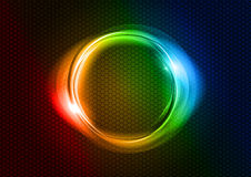 Rainbow circle Royalty Free Stock Photography