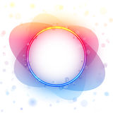 Rainbow Circle Border Royalty Free Stock Image