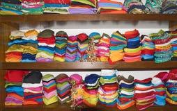 Rainbow Clothes Stock Photos