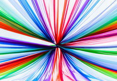 Rainbow clothes background, colorful clothes Royalty Free Stock Photo
