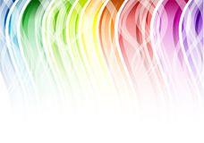 Rainbow color Stock Images