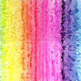 Rainbow color abstract Stock Photography