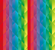 Rainbow color abstract background Stock Photo