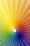 Rainbow color background Royalty Free Stock Images