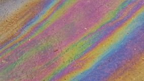 Rainbow color background Royalty Free Stock Image
