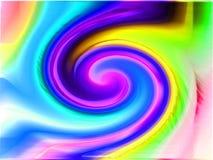 rainbow color background stock illustration