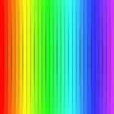 Rainbow color background or wallpaper stock illustration