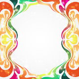 Rainbow color luxury background Royalty Free Stock Photo