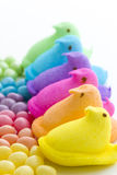 Rainbow Easter Royalty Free Stock Photography